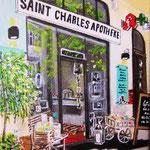 82. Saint-Charles-Apotheke, Pariser Straße - verkauft -