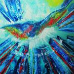 im - WVZ 2014 - 28 - Acryl auf LW/KR, 50 x 50 cm