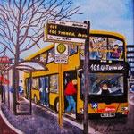 64. der große Gelbe -Leibnizstraße am Kudamm - verkauft -