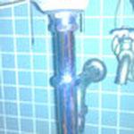 After. 完成です。水を流して漏れがないかしっかりチェックして作業終了です。