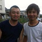 今回お世話になったクロス屋さんの松本さんとしんどうさんデス☆ありがとうございました!