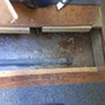 では問題のエア配管を切断しますか!って自信満々で切ったらそれは給水配管だった(゚д゚)!