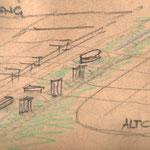 Cicheng, Städtebauliches Konzept Aussenraum Andreas Kölblinger Dipl.-Ing. (FH) Architekt Stadtplaner