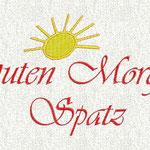"""Motiv """"Guten Morgen""""plus 6,- Euro"""