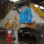 Neuaufbau 2x Biegemaschine CRC32-42 Aufbau (22)