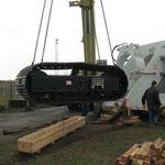 Pipe Bending Machine Einsatz und Übergabe Deutschland (5)