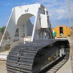 Übergabe und Montage SPB 48-60 in Russland Yamal Project (2)