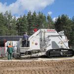 Übergabe und Montage SPB 48-60 in Russland Yamal Project (22)