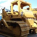 Neuaufbau Cat594H Umbau auf ROPS und Hydraulik (2)