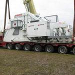Pipe Bending Machine Einsatz und Übergabe Deutschland (1)