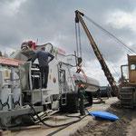 Übergabe und Montage SPB 48-60 in Russland Yamal Project (18)