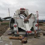 Übergabe und Montage SPB 48-60 in Russland Yamal Project (7)