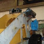 Neuaufbau 2x Biegemaschine CRC32-42 Aufbau (21)