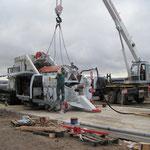 Übergabe und Montage SPB 48-60 in Russland Yamal Project (11)
