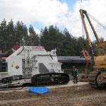 Übergabe und Montage SPB 48-60 in Russland Yamal Project (17)