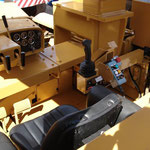 Neuaufbau Cat594H Umbau auf ROPS und Hydraulik (9)
