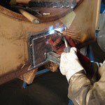 Neuaufbau 2x Biegemaschine CRC32-42 Aufbau (12)