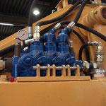 Neuaufbau 2x Biegemaschine CRC32-42 Aufbau (30)