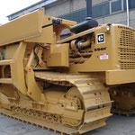 Neuaufbau Cat594H Umbau auf ROPS und Hydraulik (5)