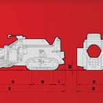 SPB 16-30 Dimensionen