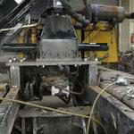 Umbau Morooka MST1500VD zum Pipe Welding Tractor (2)