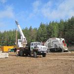Übergabe und Montage SPB 48-60 in Russland Yamal Project (14)