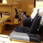 Neuaufbau Cat594H Umbau auf ROPS und Hydraulik (8)