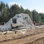 Übergabe und Montage SPB 48-60 in Russland Yamal Project (4)