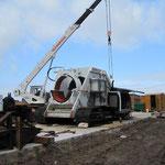 Übergabe und Montage SPB 48-60 in Russland Yamal Project (12)
