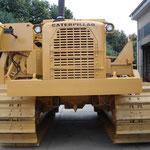 Neuaufbau Cat594H Umbau auf ROPS und Hydraulik (6)