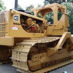 Neuaufbau Cat594H Umbau auf ROPS und Hydraulik (1)