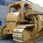 Neuaufbau Cat594H Umbau auf ROPS und Hydraulik (4)