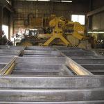 Umbau Morooka MST1500VD zum Pipe Welding Tractor (17)