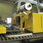 Umbau Morooka MST1500VD zum Pipe Welding Tractor (19)