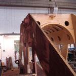 Neuaufbau 2x Biegemaschine CRC32-42 Aufbau (19)