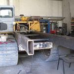 Umbau Morooka MST1500VD zum Pipe Welding Tractor (4)