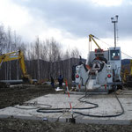 Pipe Bending Machine Einsatz und Übergabe Russland (8)