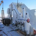Übergabe Biegemaschine in  Russland bei -30° Grad (17)