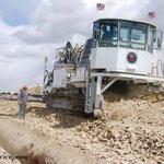SPD-450 bei der Arbeit in Wyoming