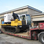 Morooka MST1500VD Abtransport