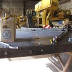 Umbau Morooka MST1500VD zum Pipe Welding Tractor (9)