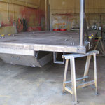 Umbau Morooka MST1500VD zum Pipe Welding Tractor (11)