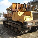 Umbau Morooka MST1500VD zum Pipe Welding Tractor (1)