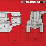 SPW-D51PX Dimensionen