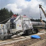 Übergabe und Montage SPB 48-60 in Russland Yamal Project (19)