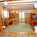 30 m2 Gemütlichkeit: Wohn-/Essbereich