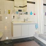 Dusche/WC im Obergeschoss
