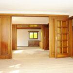 Im 52 m2 (!) grossen Wohnbereich