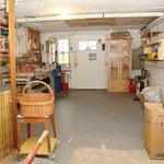 Fast 30 m2 gross: Werkstatt/Disponibelraum im Kellergeschoss