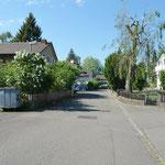 Breitlenstrasse: Ruhiges und beschauliches, älteres Einfamilienhaus-Quartier